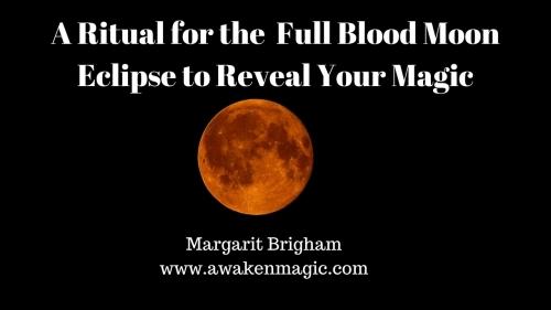 blood moon eclipse magic - photo #2